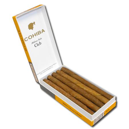 Xì gà mini Cohiba hộp Club 10 điếu 1