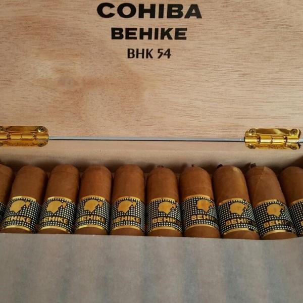 Xì gà Cohiba Behike 54 box 10
