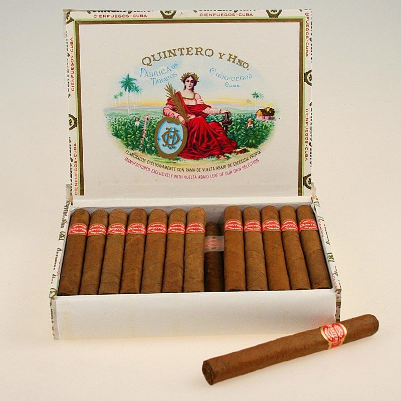 Xì gà Quintero Nacionales