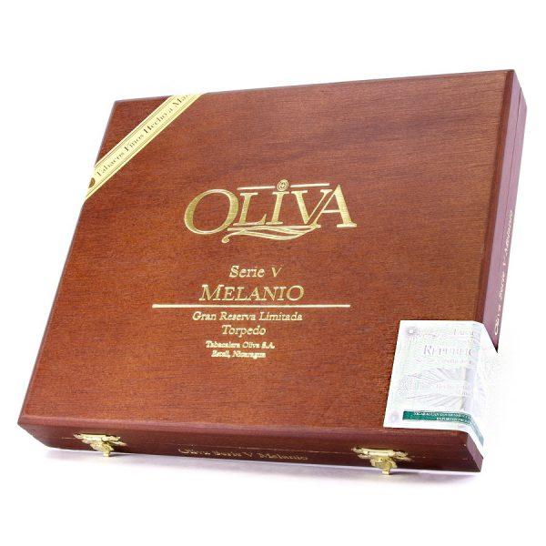 Xì gà Oliva V Melanio Gran Reserva Torpedo hộp 10 điếu