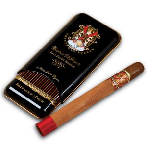Arturo Fuente Opus X Reserva D Chateau Tin 3-pack