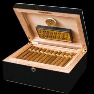Hộp giữ ẩm xì gà Humidor Adorini Milan Deluxe H125