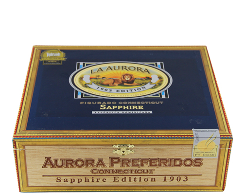 Cigar La Aurora Preferidos 1903 Edition Sapphire