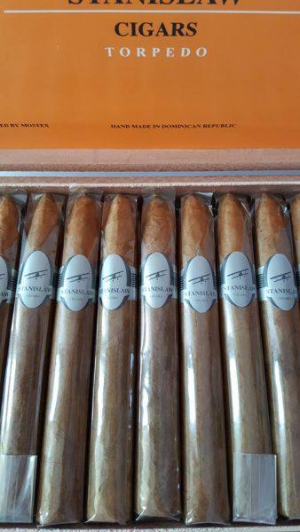 Cigar Stanislaw Classic Torpedo