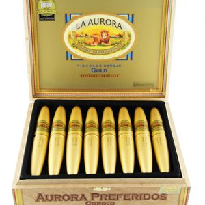 La Aurora Preferidos 1903 Edition Gold