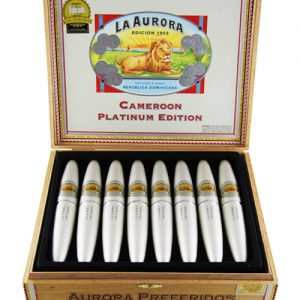 La Aurora Preferidos 1903 Edition Platinum