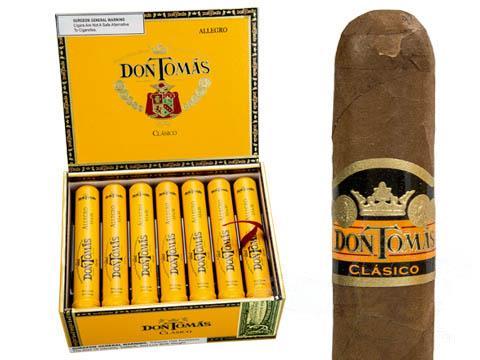Xì gà Don Tomas Allegro Clasico Tubos