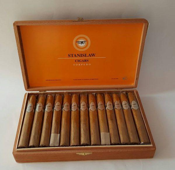 Xì gà Stanislaw Classic Torpedo