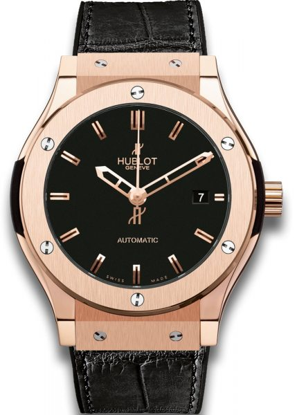 Đồng hồ Hublot Classic Fusion King Gold 45mm