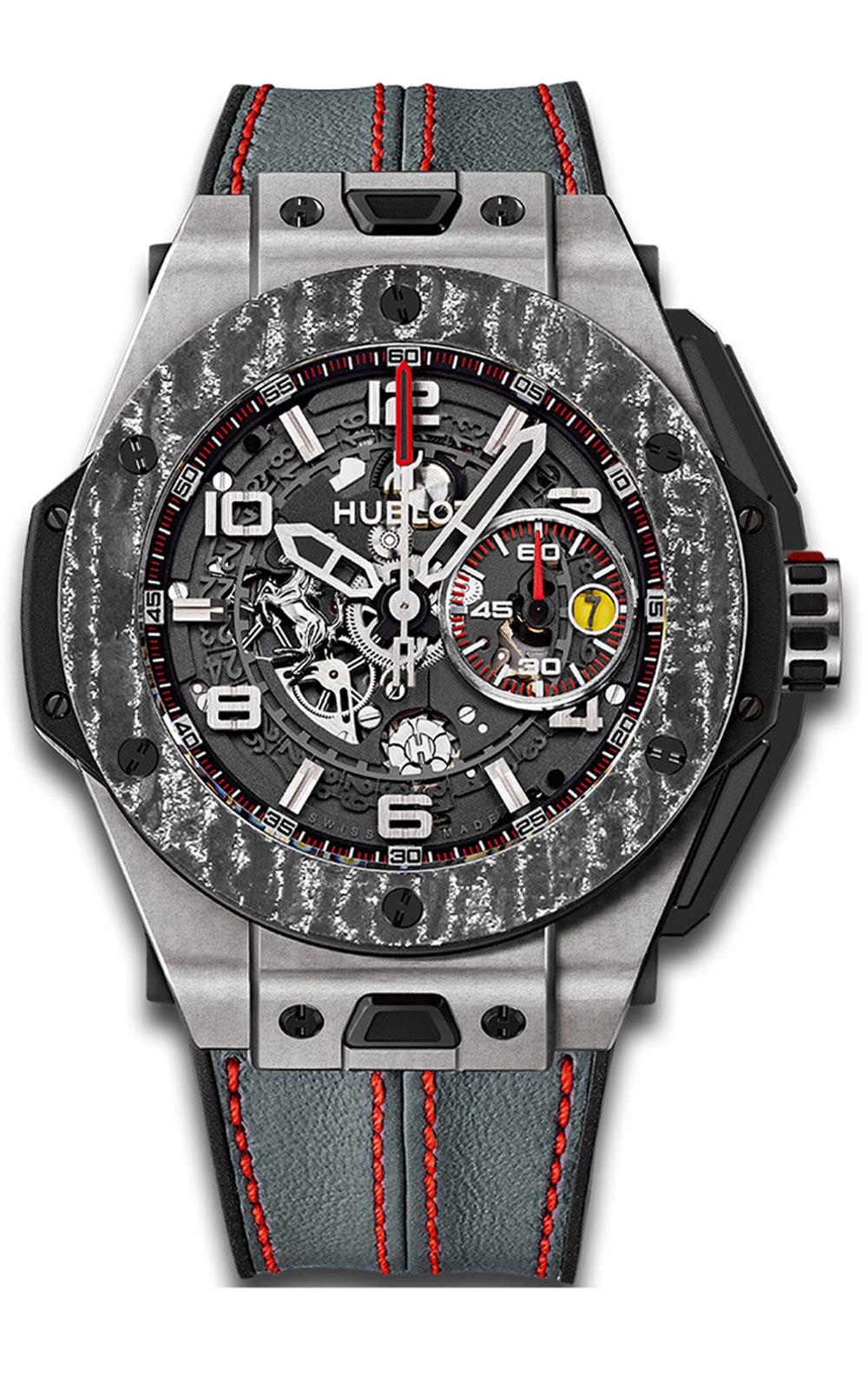 Big Bang Ferrari Carbon Limited Edition Men's Watch 45mm