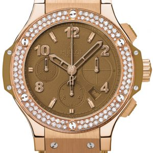 Big Bang Tutti Frutti Camel Automatic Diamond Ladies Watch 41mm