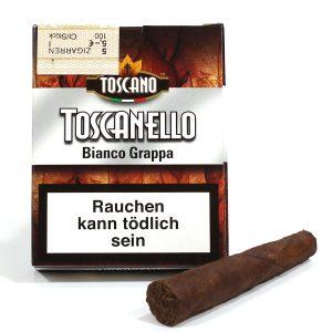 Xì gà italia Toscanello Bianco Grappa