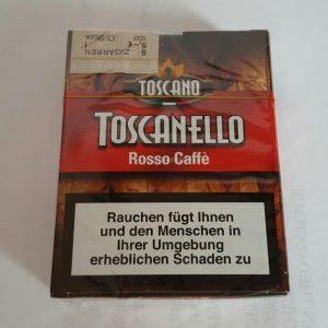 Xì gà italia Toscanello Giallo Vaniglia hộp 50 điếu