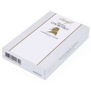 Cigar Davidoff Winston Churchill Robusto