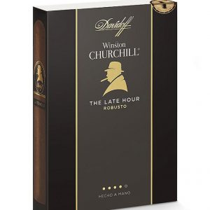 Cigar Davidoff Winston Churchill The Late Hour Robusto
