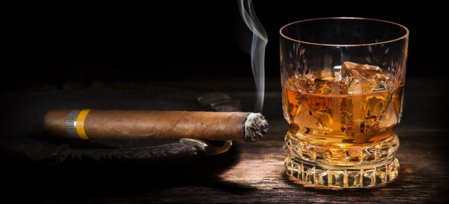 Hút cigar