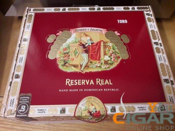 Romeo & julieta RESERVA REAL
