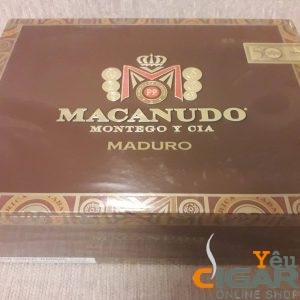 Macanudo Maduro Cigar
