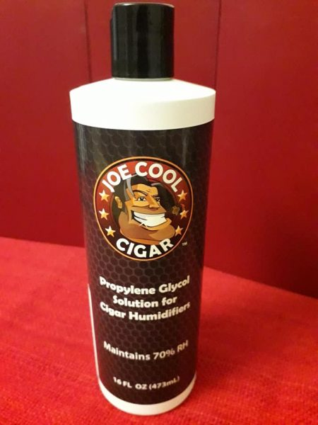 Nước giữ ẩm Xì gà Make in USA Joe Cool