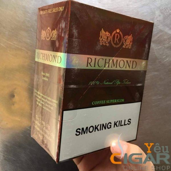Thuốc lá Richmond giá rẻ