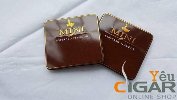 Xì gà Villiger mini espresso flavour