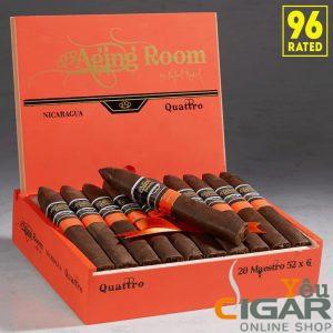 Aging Room Quattro Nicaragua Maestro
