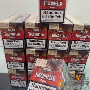 Xì gà mini Toscanello nội địa Đức vị Cà phê