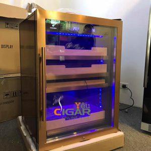 Tủ bảo quản Xì gà điện lạnh 1