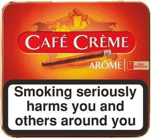 Xì gà mini Henry Wintermans - Café Crème Arôme