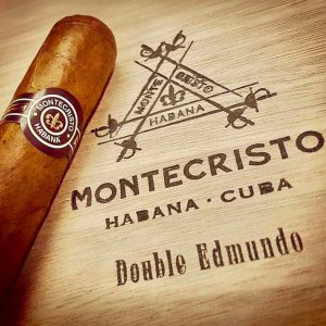 Cigar Montecristo Double Edmundo box 25