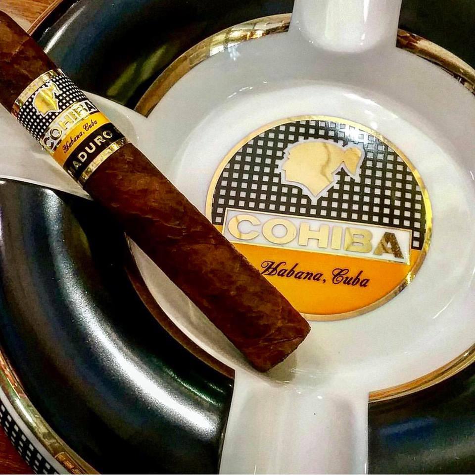 Cohiba Maduro 5 Genios & Magicos & Secretos Cigar