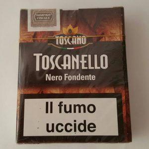 Xì gà italia Toscanello Fondente Nero