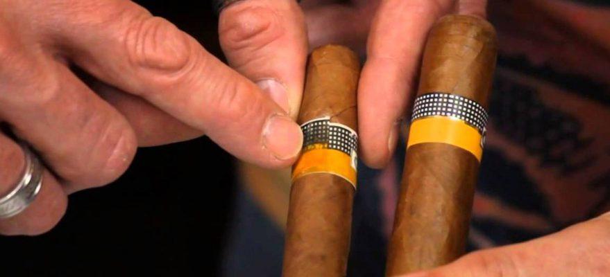 FAKE Cuban cigar
